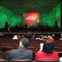 Photo taken at Lied Center by Laura M. on 12/3/2012