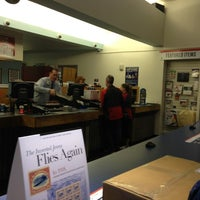 Photo taken at US Post Office by Ricky P. on 11/27/2013