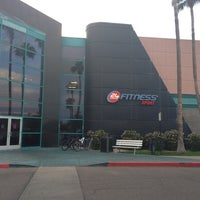 Photo taken at 24 Hour Fitness by Ricky P. on 3/14/2014
