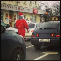 Photo taken at Воронцовская улица by Roman L. on 10/31/2013
