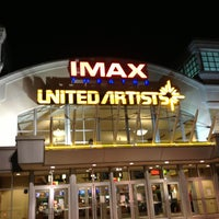 Photo taken at United Artists King of Prussia 16 IMAX & RPX by David G. on 8/19/2013