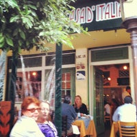 Photo taken at Casa d'Italia - Condesa by Eric V. on 10/31/2012