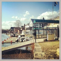 Photo taken at Boathouse Row by Sherry K. on 2/15/2013