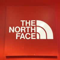 Photo taken at The North Face Outlet by Chris T. on 3/4/2013