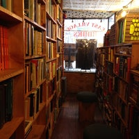 Photo taken at East Village Books by Erica N. on 8/15/2014