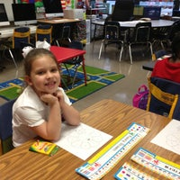 Photo taken at Richland Elementary by Amanda B. on 8/5/2013