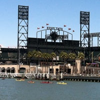 Photo taken at AT&T Park by Jason S. on 7/6/2013