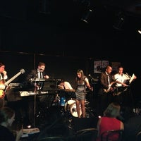 Photo taken at The Ellington Jazz Club by Valentina on 5/11/2013