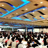 Photo taken at SMX Convention Center by Odyciuss A. on 3/31/2013