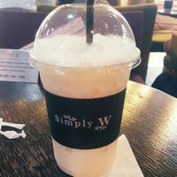 Photo taken at Simply W by Phanida R. on 3/20/2016