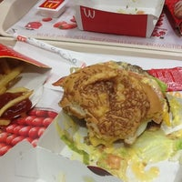 Photo taken at McDonald's by Nabil B. on 10/28/2012