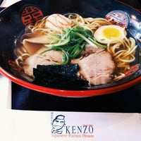Photo taken at Kenzo Ramen by 🌾Superwoolu (Nia)✨ s. on 7/13/2013