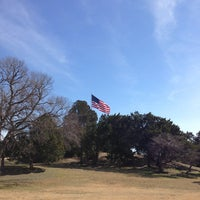 Photo taken at Flag Pole Hill by shawn r. on 2/2/2013