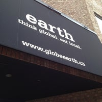 Photo taken at Globe Earth by Howard on 11/4/2012