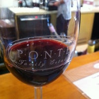 Photo taken at Ponte Winery by Maryann H. on 2/18/2013
