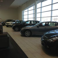 Photo taken at Infiniti of Clarendon Hills by Bethany L. on 2/1/2013