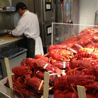 Photo taken at Lobster Place by Judith L. on 4/26/2013