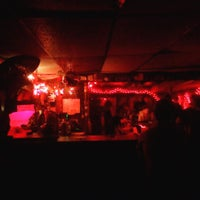 Photo taken at Snake and Jake's Christmas Club Lounge by Jesse T. on 9/11/2015
