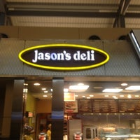 Photo taken at Jason's Deli by Tim J. on 12/7/2012
