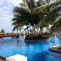 Photo taken at Now Sapphire Riviera Cancun by Jason K. on 2/27/2013