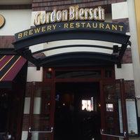 Photo taken at Gordon Biersch Brewery Restaurant by Josh H. on 3/11/2015