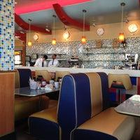 Photo taken at Skylark Diner by C M. on 4/27/2013
