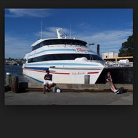 Photo taken at Hy-Line Cruises Ferry Dock (Nantucket) by Blue Man C. on 11/27/2014