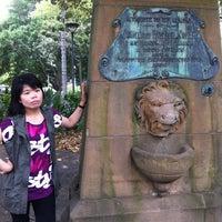 Photo taken at Lang Park by Adhi W. on 1/2/2013