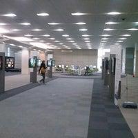 Photo taken at Yonsei University Samsung Library by Voravit P. on 3/20/2013