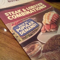 Photo taken at Outback Steakhouse by Dannie H. on 10/29/2012