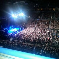 Photo taken at Mandalay Bay Arena by Brittany S. on 9/30/2012