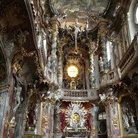 Das Foto wurde bei Asamkirche (St. Johann Nepomuk) von Arsen M. am 9/15/2012 aufgenommen