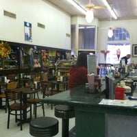 Photo taken at Highland Park Old-Fashioned Soda Fountain by Monica S. on 2/15/2013