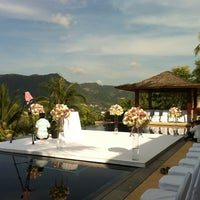 Photo taken at Andara Resort Villas Phuket by 🎼Bung🎵🌸 B. on 10/26/2012
