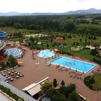 Photo taken at Aquaworld Resort & Spa by Oshii on 6/28/2013