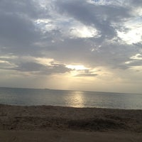 Photo taken at Playa Muerta by Lissette G. on 5/31/2013