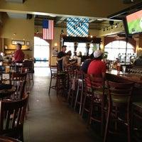 Photo taken at Gordon Biersch Brewery Restaurant by Steve G. on 7/14/2013