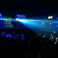Photo taken at Estadio Malvinas Argentinas by Hernü .. on 3/9/2016