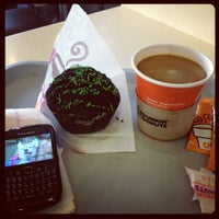 Photo taken at Dunkin Donuts by Dr. Wends C. on 12/1/2012
