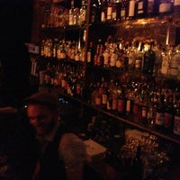 Photo taken at Experimental Cocktail Club by Mezcal Los Siete Misterios on 6/22/2013