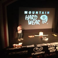 Photo taken at Brattle Theatre by Amy A. on 10/19/2012