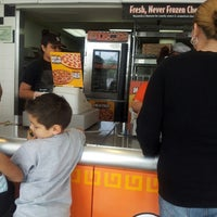 Photo taken at Little Caesars Pizza by Nia M. on 4/7/2013