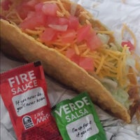 Photo taken at Taco Bell by Nia M. on 3/15/2014