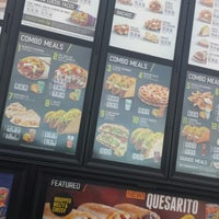 Photo taken at Taco Bell by Nia M. on 6/17/2014