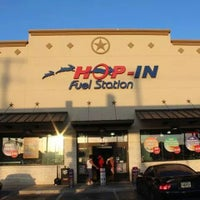 Photo taken at Hop-In Fuel Station by Arthur K. on 10/7/2014