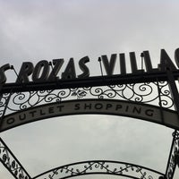 Photo taken at Las Rozas Village by Alexônia P. on 11/25/2012