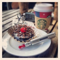 Photo taken at Starbucks Coffee by Carlo B. on 12/20/2012