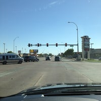 Photo taken at 41st St. & Louise Ave. by Monty S. on 9/21/2012