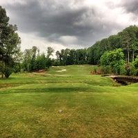 Photo taken at Druid Hills Golf Club by Justin H. on 5/5/2013