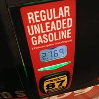 Photo taken at Kroger Fuel by Annie C. on 12/14/2012
